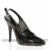 SEDUCE-317 Black Patent